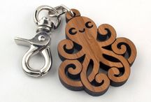 CREATIVE KEY CHAINS - LLAVEROS