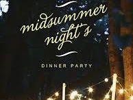 {midsummer party}