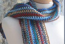 Halsdukar, vantar och sockor