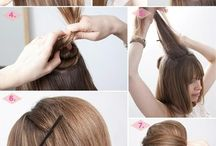 Hair& beauty tricks / by Kelsey Heyberger