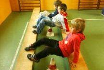 Cvičení - školka