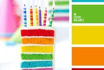 Paleta de colores logo