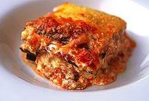 Zuchini lasagne