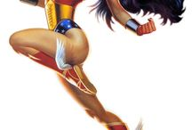 Wonderwoman <3 / by Stacey Fleming