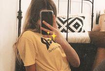Mirror selfie
