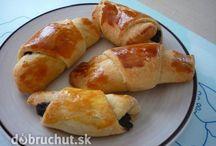Kysnute pečivo a chlieb