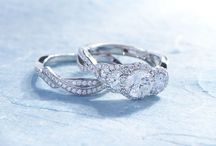 Forever Devoted / Stay warm in the last few weeks of winter with dazzling diamond engagement rings, wedding bands, earrings, necklaces, and bracelets from Devotion Diamonds.