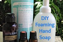 DIY doterra home blends
