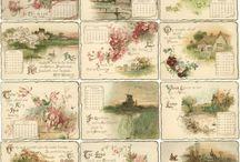 Seasons, Months, Calendars