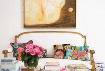 A la carte - Living room