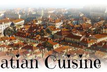 Croatian Cuisine  / by Faye Sajfar