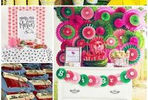 KIDS SUMMER BIRTHDAY PARTY  THEMES