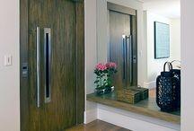 Hall social elevador