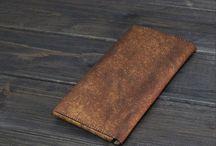Deri cüzdanlar