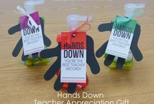 Teacher gifts! / by Danielle Swallow