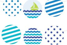 Ocean Home and Printables
