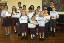 Abbotsholme Awards / Pupils personal achievements throughout the year.