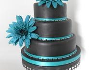 Yummy...wedding cakes