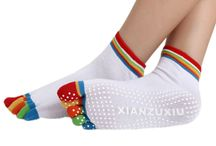 Yoga socks / Most fashion and cute style with reasonable price.
