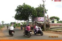 Madurai Bus shelters