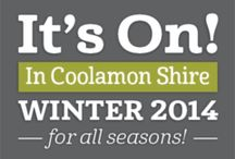 Winter Events / It's On! in Coolamon Shire during winter. With art exhibitions, balls, German festivals, equine events, agricultural shows, markets and much more, winter is the perfect time to experience Coolamon Shire #visitcoolamonshire