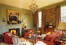 Beautiful Interiors / by Jill Spalding