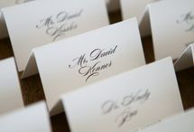The Escort Card