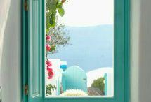 Greek Doors & Windows