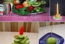Food scenografico