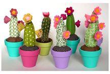 Cactus handmade