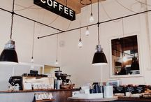 coffee spaces/ideas
