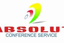 A kedvenc cégem / Az Absolut Conference Service Kft már többmint 5 éves formáció. Tolmács és konfrerencia-technikai eszközökkel szolgáltat. Vezetője, 1990 óta foglalkozik hivatásszerűen a tolmácstechnika mindennapokba történő bevezetésével.