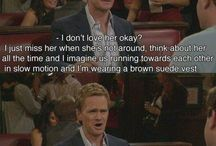 How I Met Your Mother / by Kim Bemrose