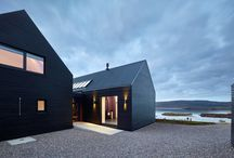 skandinavian modern houses