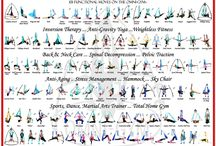 Yoga Trapeze Exercises