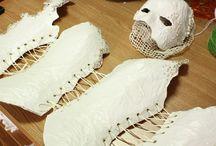 Making of Wurll Kocanova / ,,handmade process,, about dresses,, about Jaroslava Wurll Kocanova,,