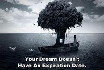 Push / Dream a little, laugh a little... Inspiration