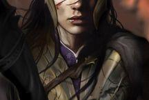 fantasy world / fantasy character
