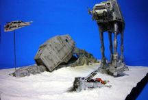 Awesome Sci-Fi Dioramas