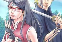 Boruto / As in the Naruto one; great, funny, sad or just lovely images and fan art.