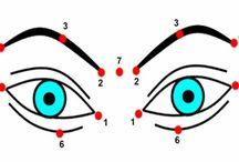 Exercícios olhos