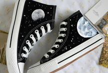 Painted shoes ideas