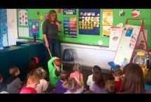 Preschool ideas / by Angel Broussard