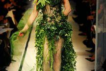 mode végétal