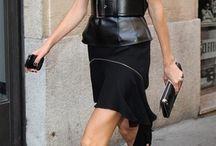 ❂     Leather Face   ❂ / O couro como vestimenta .