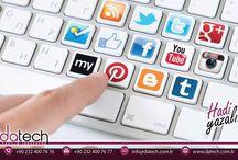 Datech Yazılım &  İnovasyon / Web tasarım, web yazılım alanında ve arama motoru optimizasyon konusunda çalışmalar yapmaktadır. Amacımız her gün kullanışsız bilgi yığınına dönen internette insanların aradıklarını kolayca bulabilecekleri, anlaşılır bilgilere sahip web siteleri oluşturmaktır. Hem web sitesi sahipleri, hemde ziyaretçiler için faydalı siteler oluşturarak arama motorları ile dost, kullanıcıların rahatça ulaşabilecekleri web siteleri oluşturuyoruz.