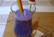 Smoothie / Všakovaké smoothie