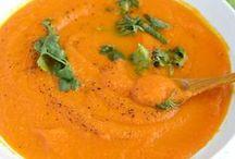 low fat soups