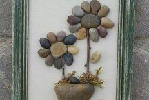 çakıl taşlarım