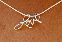 Wire Jewelry / by Debbie Krouse